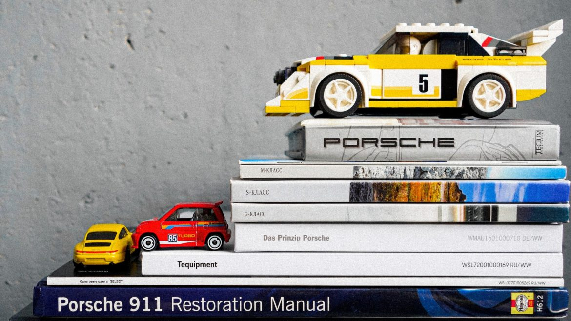 5 Great Books About Cars